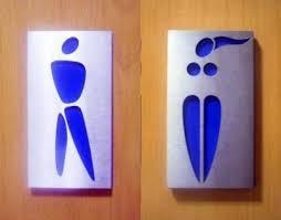 """Résultat de recherche d'images pour """"france womens bathroom sign"""""""