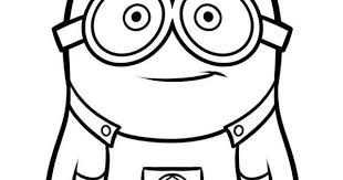 Printable Despicable Me Coloring Pages For Kids Auto Electrical