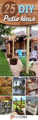diy patio ideas pinterest. 25 DIY Patio Decoration Ideas To Turn Yours Into A Getaway Spot Diy Pinterest