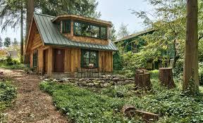 tiny house log cabin. Log Cabin Tiny House Style