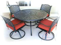 round metal patio table beautiful metal patio tableetal patio table and chairs set new