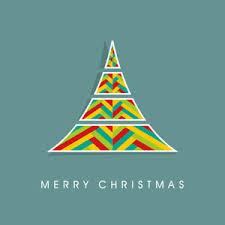 Stylish <b>creative design</b> of Xmas tree for <b>Merry Christmas</b> celebration ...