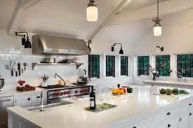 industrial nautical farmhouse kitchen