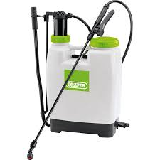 dr back pack pressure sprayer 12l