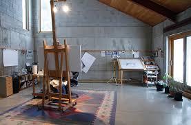Art Studio Decorating Ideas Design