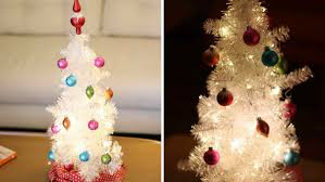 Light Source Christmas Lights Lighting Up Tiny Trees Battery Operated Lights Happy