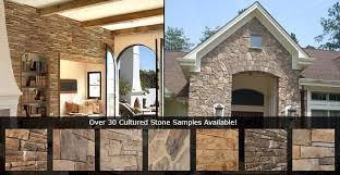 exterior stone panel siding. comparison chart: cultured stone vs. natural thin veneer faux panels: exterior panel siding