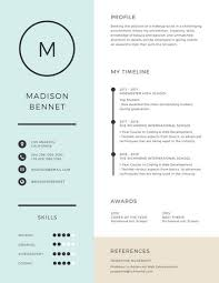Formal Resume Template Simple Light Blue Formal Corporate College Resume Templates By Canva