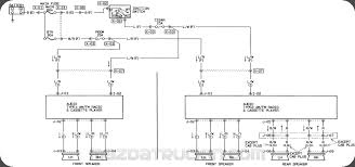 mazda b3000 wiring diagram mazda wiring diagrams mazda radio wire diagram mazda b wiring diagram