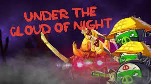 Under the cloud of night