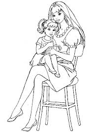 Barbie Coloring Pages To Print Barbie Coloring Barbie Coloring Pages