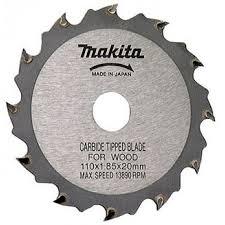 carbide tipped saw blades. makita a-90093 4-3/8\ carbide tipped saw blades r