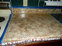 Sponge Painting Countertops Quiltanddagger Faux Granite Painting Formica Countertops
