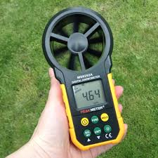Anemometer Windspeed 1