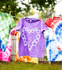 Tie Dye Patterns Simple How To TieDye Shirts 48 Ways