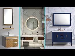 100 modern bathroom cabinet designs