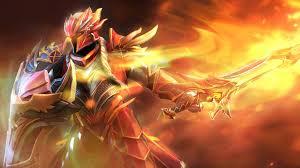 dragon knight davion dota 2 a40 wallpaper hd