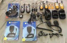 motorola k7gmcbbj. motorola talkabout two way radios - set of 3 t6500 \u0026 t5950 w accessories lot k7gmcbbj 1