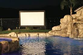 elitescreens outdoor screen