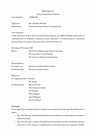 Standard Contract Of Employment Template New 11 Inspirational ...