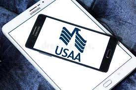 united services automobile association usaa company logo editorial photography illustration of generali