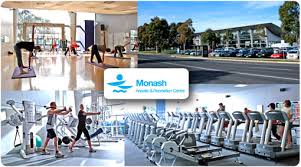 ve monash in 2018 at the monash aquatic and recreation centre only 29 for 1 month unlimited health club access inc unlimited gym fitness cinema and 60