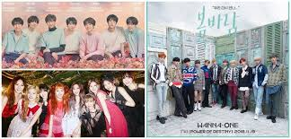 Potential Idol Groups For Daesang At Year End Award Ceremonies