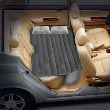 Backseat Inflatable Bed Opar Car Travel Inflatable Mattress Inflatable Bed Camping Back