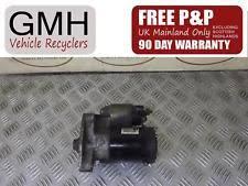 Citroen C3 1 4 Petrol Starter Motor Valeo D7E16 9633292480 KFV ...