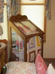 22 best quilt display case cabinets images on Pinterest | Quilt ... & This is a page that will evolve in the future. As I build pieces , Cases,  Racks, Frames , ect I will add them. So all you quilters out there check  back ... Adamdwight.com