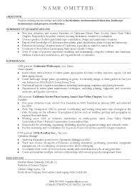 Objective On Resume Sample Career Change Objective Resume Career