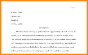 8 9 Mla Writing Format Template Resume