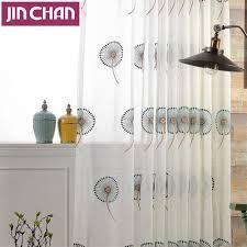 Sheer Curtains For Living Room Green Sheer Curtains Promotion Shop For Promotional Green Sheer