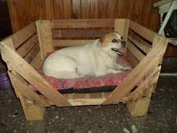 diy wood pallet dog bed wooden pallet dog bed plans pallet wood projects