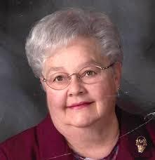 Bonnie R. Rodman   West Bend News
