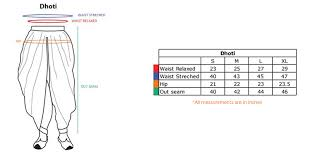 Buy Unisex White Dhoti Pant Organic Cotton Online At Best