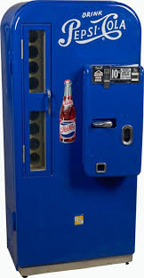 Vintage Beer Vending Machine Inspiration 48 Cent VMC Pepsi48 Bottle Vending Machine C48's On Can't Get
