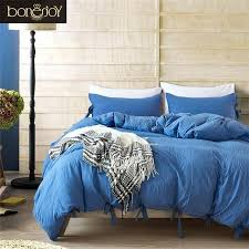 navy blue bed set navy blue bedding pillow cover erfly ties duvet cover solid color bed