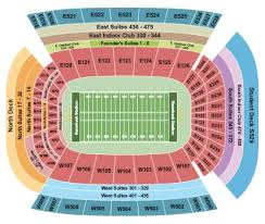 Razorback Football Stadium Seating Chart Donald W Reynolds Razorback Stadium Tickets And Donald W