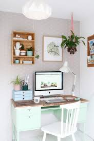 Mint Green Bedroom Accessories 17 Best Ideas About Mint Office On Pinterest Pink Home Offices