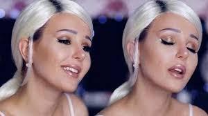 ariana grande makeup tutorial no tears left to cry