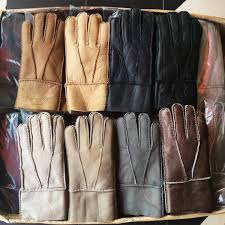 senarai harga winter gloves men new 2018 warm leather gloves men long real leather gloves fur cashmere genuine leather wool warm gloves n21 terbaru di