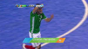 CFC 2016: Mexico vs Guatemala Resumen ...