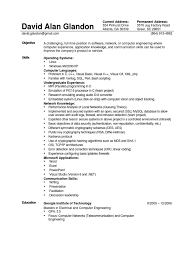 27 Templates Ece Resume Sample About Tips Resume