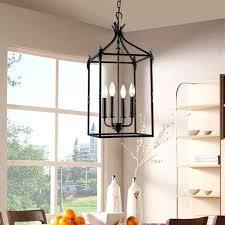 lantern style chandeliers