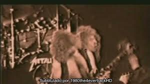 Metallica Hit The Lights Demo Metallica Hit The Lights Subtitulado En Español