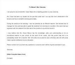 Letter Of Rec Template Adorable Business Recommendation Letter Company Sample Template Credit