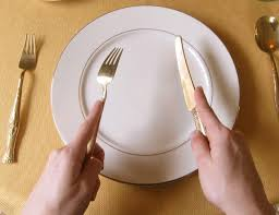 Seriously Simple Dining Etiquette Guide American And Continental - Dining room etiquette