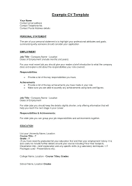 Personal Objectives Examples For Resumes Personal Objective Resume Resume Objective Examples For Nursing