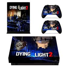 Dying Light Playstation 4 Store Us 10 33 6 Off Game Dying Light 2 Faceplates Skin Console Controller Decal Stickers For Xbox One X Console Controller Skin Sticker In Stickers